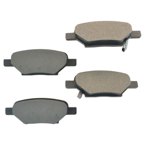 Semi Metallic Disc Brake Pads (AUTO EXTRA AXMD1033)