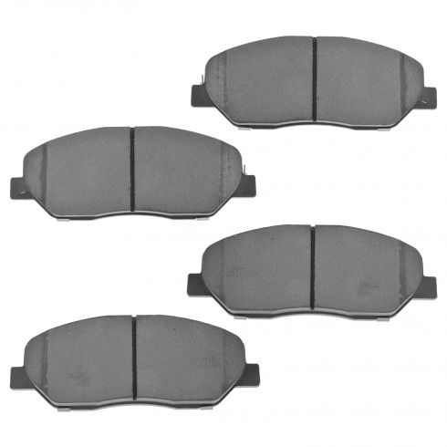 Semi Metallic Disc Brake Pads (AUTO EXTRA AXMD1202)
