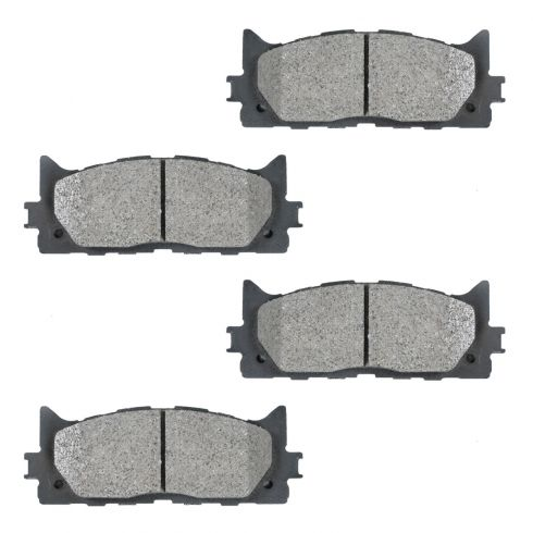 Semi Metallic FRONT Disc Brake Pads (AUTO EXTRA AXMD1293)