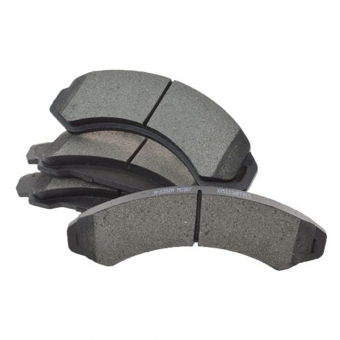 Semi Metallic Disc Brake Pads (AUTO EXTRA AXMD249)
