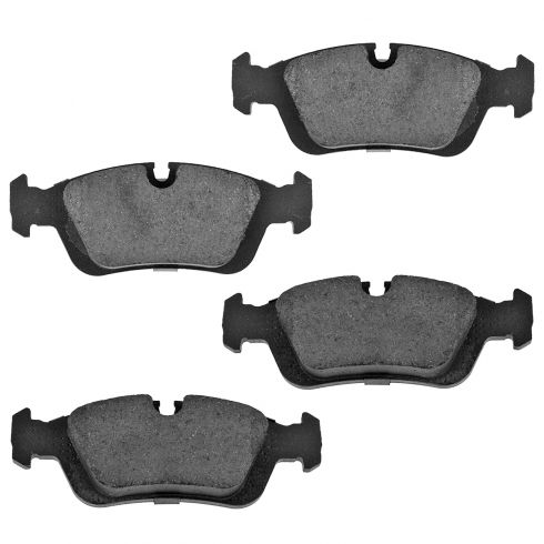 Semi Metallic Disc Brake Pads (AUTO EXTRA AXMD558)