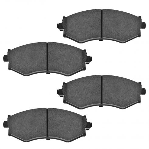 Front Ceramic Disc Brake Pads (AUTO EXTRA AXCD462)
