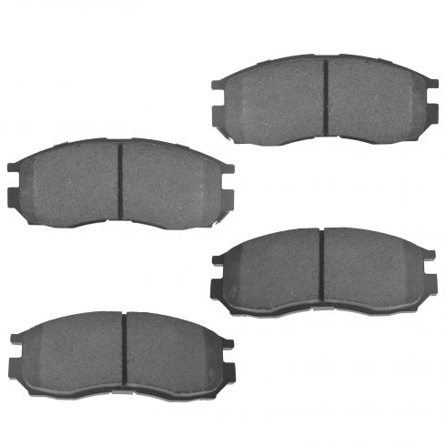Front Ceramic Disc Brake Pads (AUTO EXTRA AXCD484)