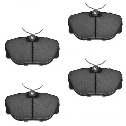 Ceramic Disc Brake Pads (AUTO EXTRA AXCD493)