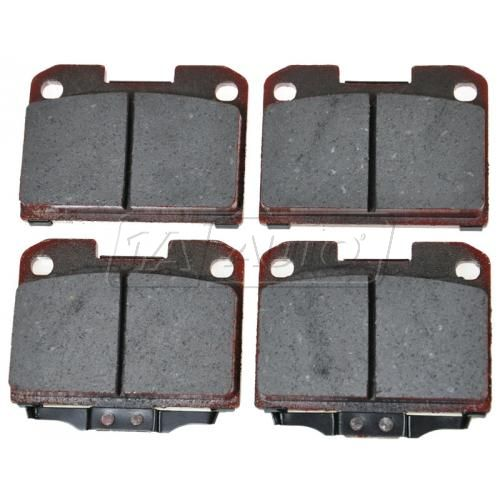Rear Ceramic Disc Brake Pads (AUTO EXTRA AXCD631)