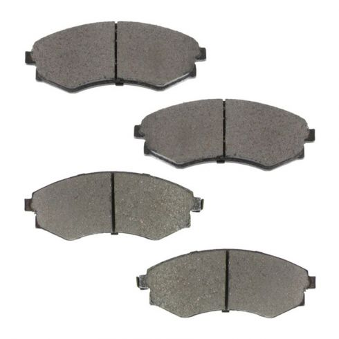 Front Ceramic Disc Brake Pads (AUTO EXTRA AXCD700)