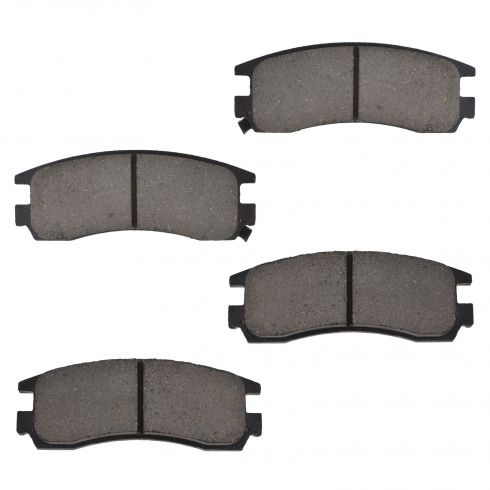 Rear Ceramic Disc Brake Pads (AUTO EXTRA AXCD714)