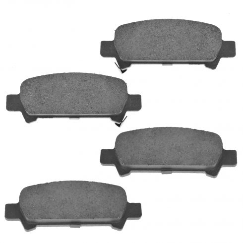 Rear Ceramic Disc Brake Pads (AUTO EXTRA AXCD770)
