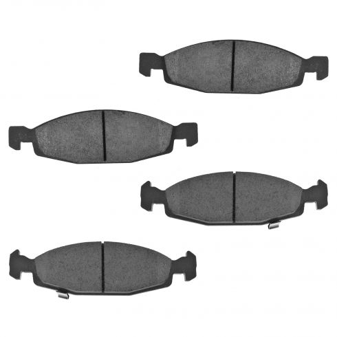 Front Ceramic Disc Brake Pads (AUTO EXTRA AXCD790)