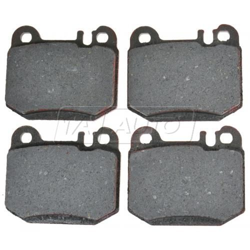 Rear Ceramic Disc Brake Pads (AUTO EXTRA AXCD874)