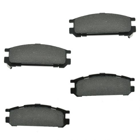 Rear Semi-Metallic Disc Brake Pads (AUTO EXTRA AXMD471)