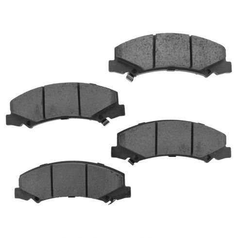 Front Semi-Metallic Disc Brake Pads (Auto Extra AXMD1159)