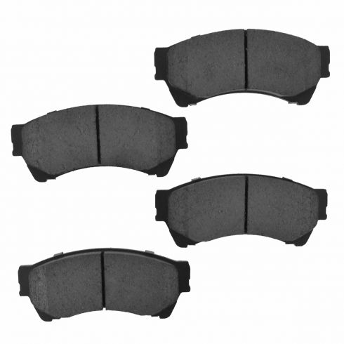 Front Ceramic Disc Brake Pads (Auto Extra AXCD1164)