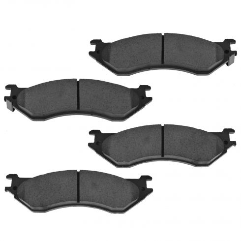 Front Ceramic Disc Brake Pads (Auto Extra AXCD702)