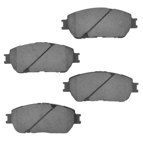 Front Ceramic Disc Brake Pads (Auto Extra AXCD906)