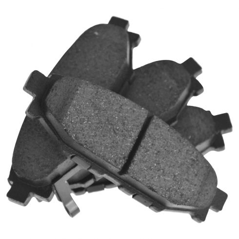 Rear Ceramic Disc Brake Pads (CD1114)