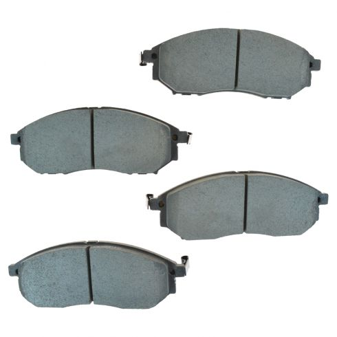 Front Ceramic Disc Brake Pads (CD888)