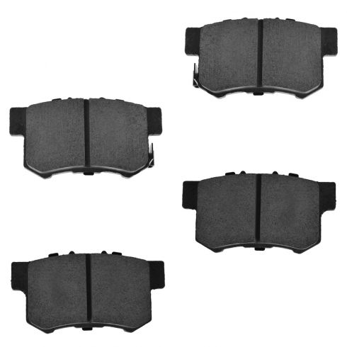 Rear Disc Brake Pads - Ceramic (CD536)