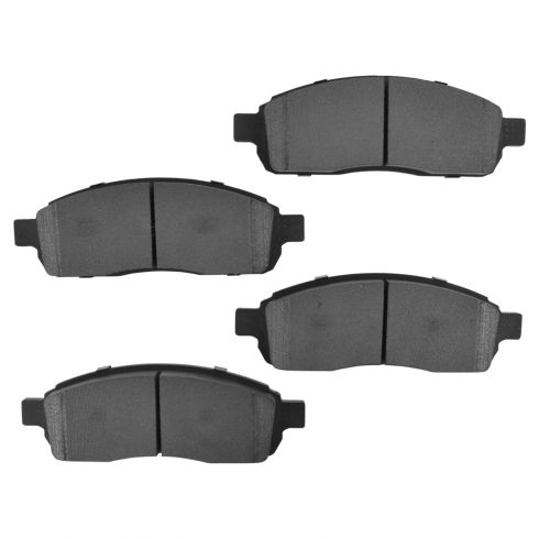 Front Semi-Metallic Disc Brake Pads (MD1083)