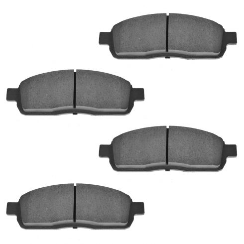 Front Ceramic Disc Brake Pads (CD1083)