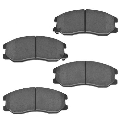Front Ceramic Disc Brake Pads (CD1264)