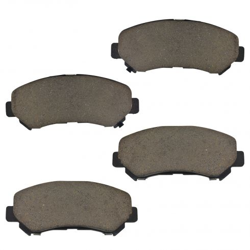 Front Ceramic Disc Brake Pads (CD1338)