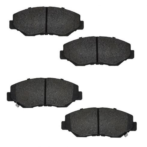 Front Semi-Metallic Disc Brake Pads (MD914)