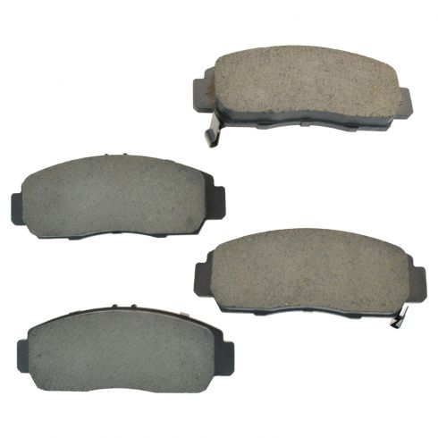 Front Ceramic Disc Brake Pads (CD787)