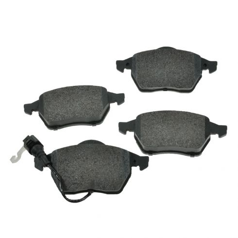 Brake Pads (Male Oval Sensor Connector) SEMI-METALLIC