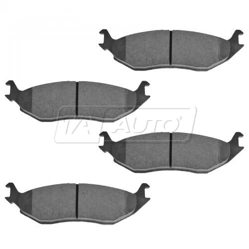 Rear Ceramic Disc Brake Pads (CD967)