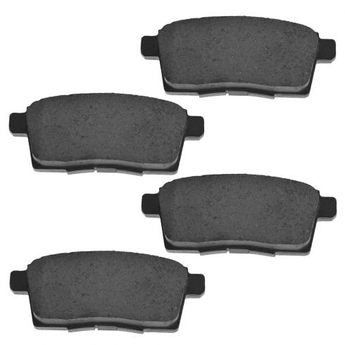Rear Ceramic Disc Brake Pads (CD1259)