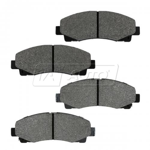Front Semi-Metallic Disc Brake Pads (MD1102)