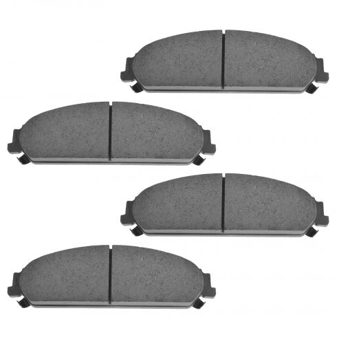 Front Ceramic Disc Brake Pads (CD1058)