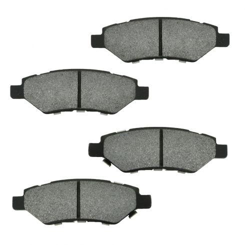 Brake Pads SEMI-METALLIC