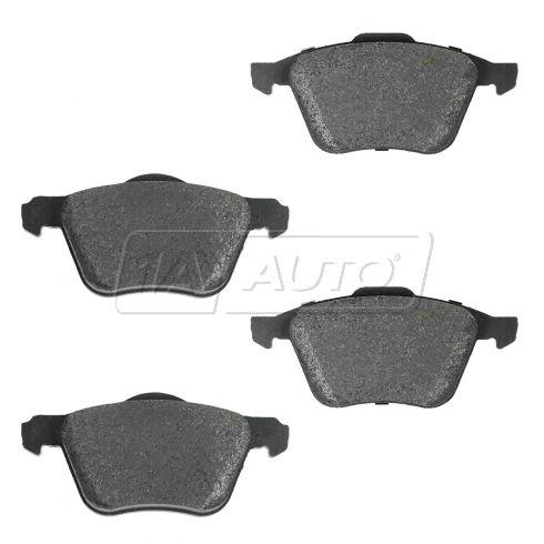 Front Semi-Metallic Disc Brake Pads (MD979)