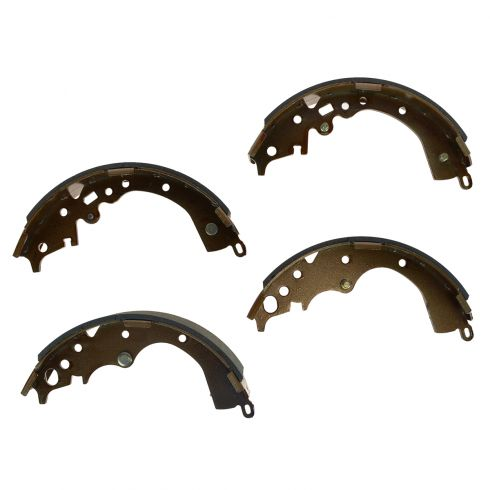 05-14 Toyota Tacoma Rear Brake Shoe Set (S871)