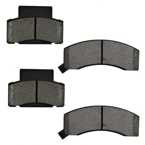 Front Ceramic Disc Brake Pads  (CD459)
