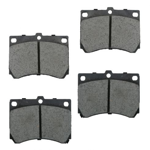 Front Ceramic Disc Brake Pads  (CD473)