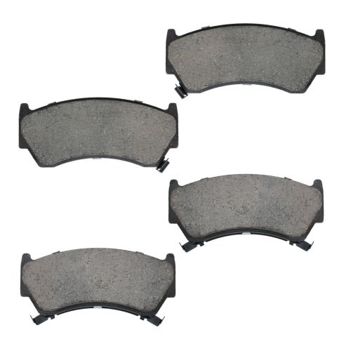 Front Ceramic Disc Brake Pads  (CD668)