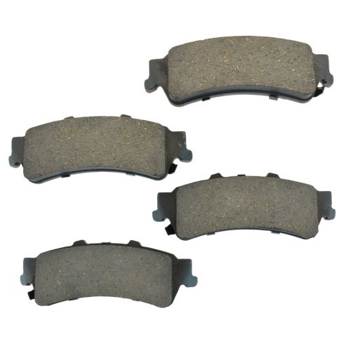 Rear Ceramic Disc Brake Pads  (CD792)