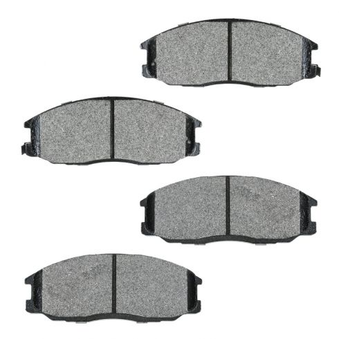 Front Semi-Metallic Disc Brake Pads  (MD955)