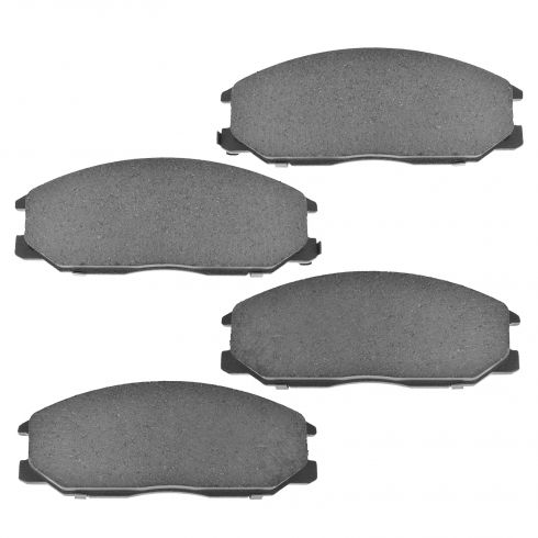 Front Ceramic Disc Brake Pads  (CD955)