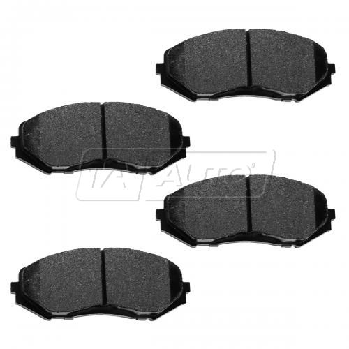 Front Semi-Metallic Disc Brake Pads  (MD1188)