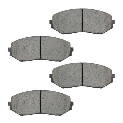 Front Ceramic Disc Brake Pads  (CD1188)