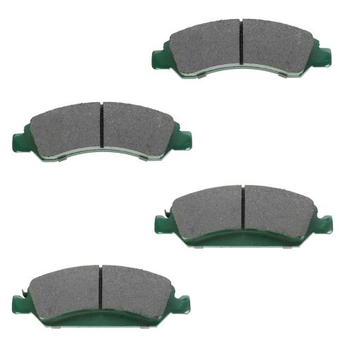 Front Ceramic Disc Brake Pads  (CD1367)