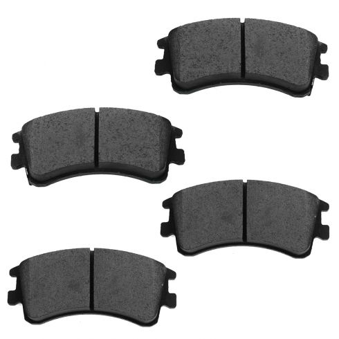 Front Ceramic Disc Brake Pads (CD957)