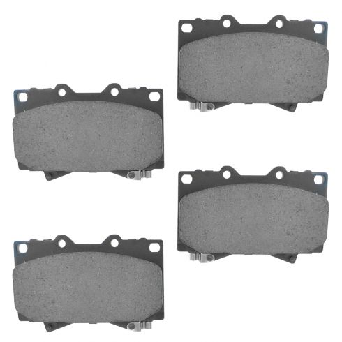 Front Ceramic Disc Brake Pads (CD772)