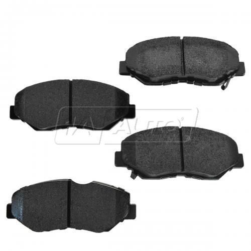 Front Premium Posi Metallic Disc Brake Pads (MD914 / 943)