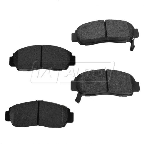Front Premium Posi Metallic Disc Brake Pads (MD787)