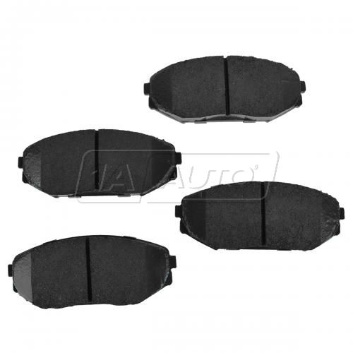 Front Premium Posi Ceramic Disc Brake Pads (CD793)